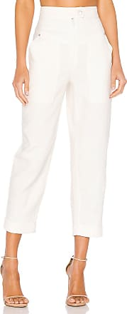 Rebecca Minkoff Caleigh Pant in Ivory