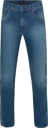 Pierre Cardin Calça Jeans Light Blue Nation 48