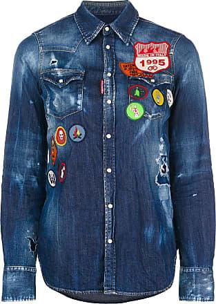 Chemises Manches Longues   Achetez 1452 marques jusqu  à −75 ... e260f15c0d1