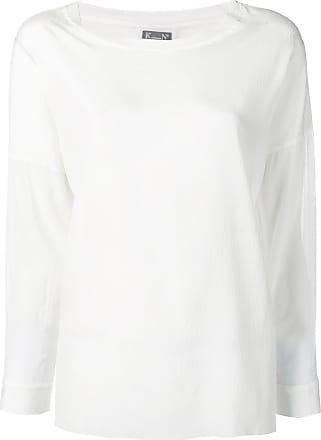 Kristensen Du Nord Blusa Blouse 123 - Branco