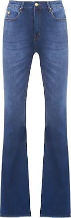 946b1aa1d0 Amapô Calça Super Flare Jeans Amapô - Azul