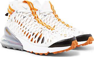 Nike Ispa Air Max 270 Sp Soe Ripstop Sneakers - White