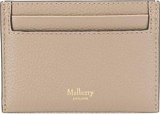 Mulberry Porta-cartões Continental - Cinza