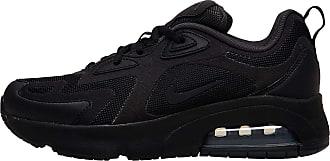 Nike Mens Air Max 200 (gs) Track Shoe, Black/Anthracite, 6 UK