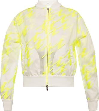 Iceberg Bomber Jacket Womens White