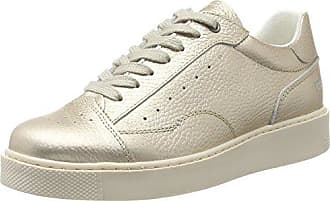Tamaris 23685, Sneakers Basses Femme, Blanc (Champagne), 42