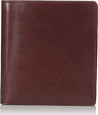 Dopp Mens Verona Convertible Slim Cardex Wallet, Burgundy, One Size