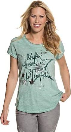 Gina Laura Shirt mit seitlichem Ripsband NEU