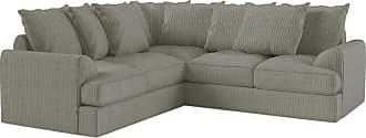 SLF24 Storm Universal Corner Sofa-Conway charcoal