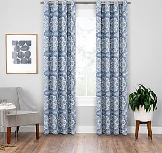 Eclipse Benetta Blackout Window Curtains Indigo - 16913052084IND