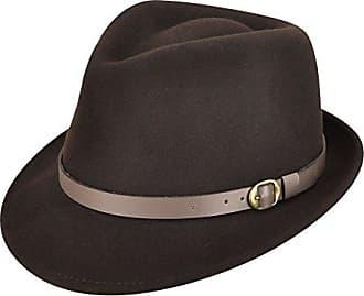 f1550f39a02 Country Gentleman Men Wallace Gentlefelt Fedora Beaver L