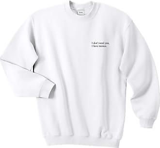 I Gotta Get Theroux This Sweater Top Jumper Sweatshirt Slogan Grunge Funny Louis