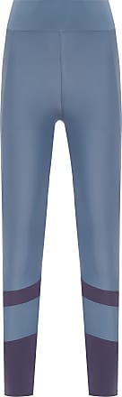 Body for Sure Calça Legging Recortes - Azul