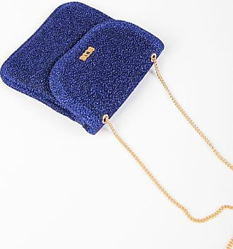 GCDS Lurex Micro Necklace Bag size Unica