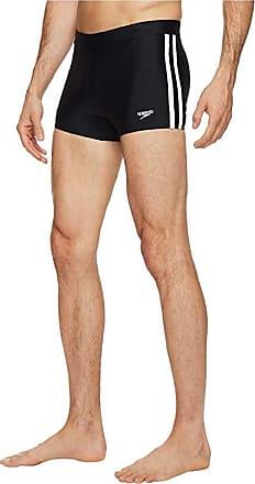 Speedo Men/'s Shoreline Square Leg Swim trunks Briefs Navy Small NWT $48