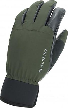 Sealskinz Waterproof All Weather Hunting Glove Guanti Unisex | olivia/nero