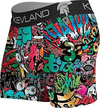 Kevland Underwear CUECA BOXER GRAFITE DE MURO KEVLAND (1, M)