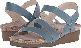 0638ae52e254c6 Naot Kayla (Sea Green Leather) Womens Sandals