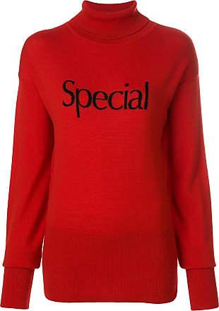 Christopher Kane Suéter Special gola alta - Vermelho