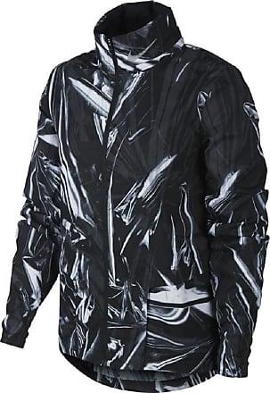 Nike Shield Flash Running Jacket Bekleidung Damen schwarz