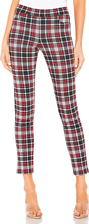 Chaser Skinny Pants in Red