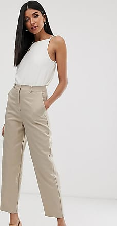 Y.A.S. Tall Y.A.S tailored trouser-Beige