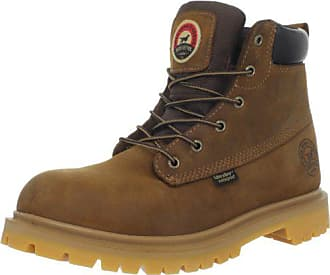 Irish Setter Mens 83613 6 Waterproof Work Boot,Brown,8.5 D US