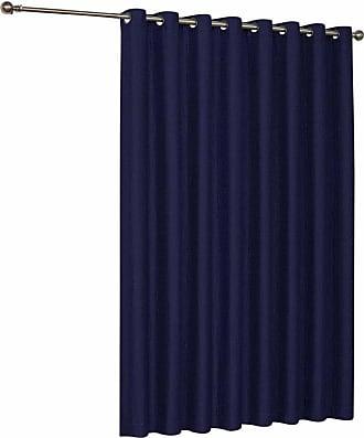Eclipse Clara Thermaweave Blackout Patio Door Curtain Nightfall - 16905100X084NFL