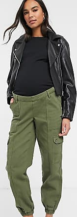 Urban Bliss utility trousers-Green