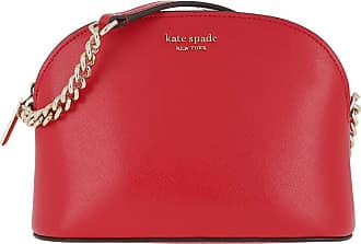 Kate Spade New York Small Dome Crossbody Bag Hot Chili Umhängetasche rot