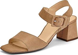Paul Green 7634 Womens Sandals Beige Size: 4.5 UK