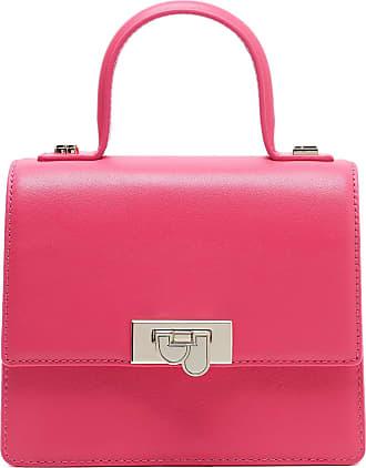 Markus Lupfer Box leather shoulder bag