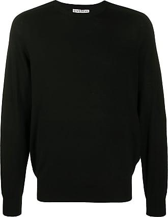 Givenchy Suéter de tricô com detalhe de recorte vazado - Preto