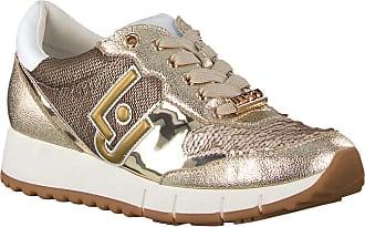 Liu Jo Goldfarbene Liu Jo Sneaker GIGI 02 0a00b14b717