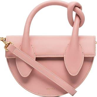 Yuzefi Dolores knot mini bag - NEUTRALS