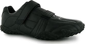 Lonsdale Herren Fulham Velcro Trainer SneakersSchuhe Sport Schwarz Schwarz  UK 7.5 2585cab607