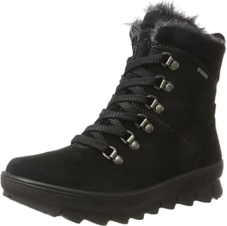 Legero Womens Novara Snow Boot, Black-Black, 6.5 UK