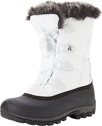 kamik Womens Momentum Snow Boots,White - Weiß (white WHT),5 UK