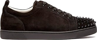sports shoes e3968 19d3b Christian Louboutin® Leather Sneakers: Must-Haves on Sale up ...