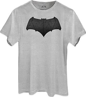 DC Comics Camiseta Batman Vs Superman Logo Batman
