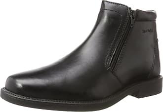 Josef Seibel Mens ABEL 07 Classic Boots, Black 100, 9.5 UK