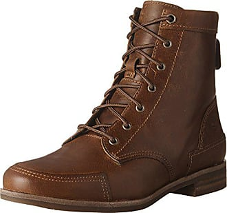 Timberland Womens Somers Fall Mid Lace Chukka Boots, Brown, 11 M US