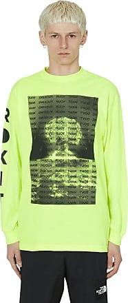 Rokit Rokit Ceasefire long sleeves t-shirt YELLOW XL