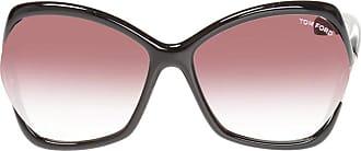 Tom Ford Logo Sunglasses Womens Black