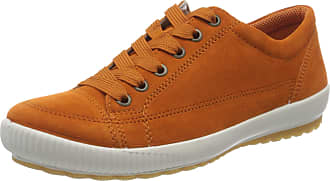 Legero Womens Tanaro Low-Top Sneakers, Brown (Bombay (Orange) 65), 6.5 UK