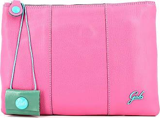 Gabs GABS woman clutch bag with shoulder strap BEYONCE TG M RUGA G000040T2 P0086 C4507 PEONIA M