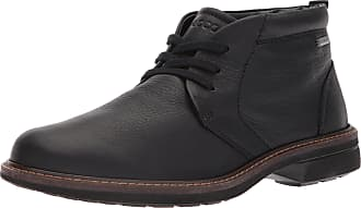 Ecco Mens Turn Chukka Boots, Black 2001, 11.5 UK