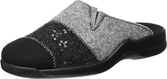 Rohde Womens Vaasa-D Mules, Grey Graphite 83, 7.5 UK