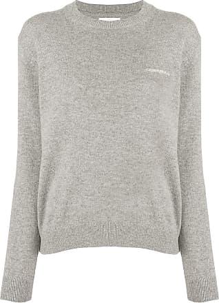 f9c57095bd30 Calvin Klein Jeans logo print sweatshirt - Grey