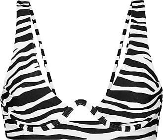 Hunkemöller Amalfi Non-Padded Underwired Bikini top Vivian Hoorn Black 34E